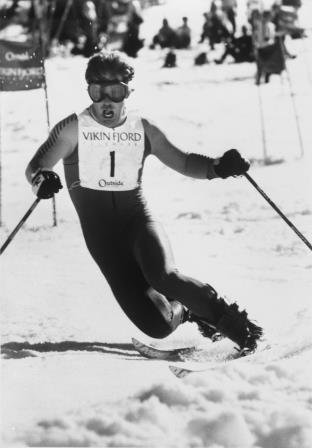 Whitney Thurlow - Four Time National Champion. Photo: Doug Child