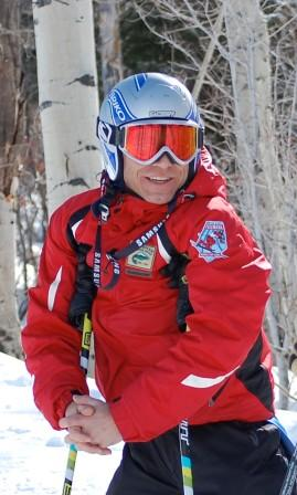 Peter McMahon in Steamboat Springs