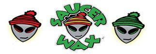 saucer wax