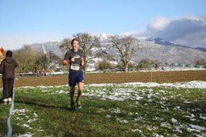 Nicolas Belissent 2017 running