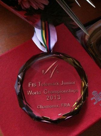 2013 Madi Junior world bronze - web